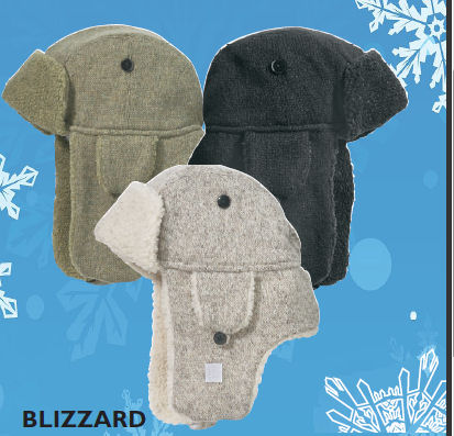 Blizzard - Rag Wool Trooper Hat