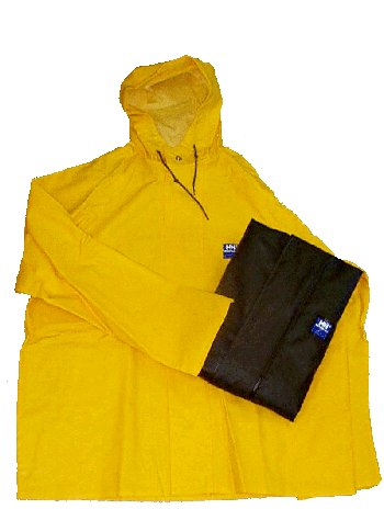 Highliner Jacket with hood, Heavyweight