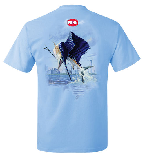 PENN® Casual Tee Miami Sailfish