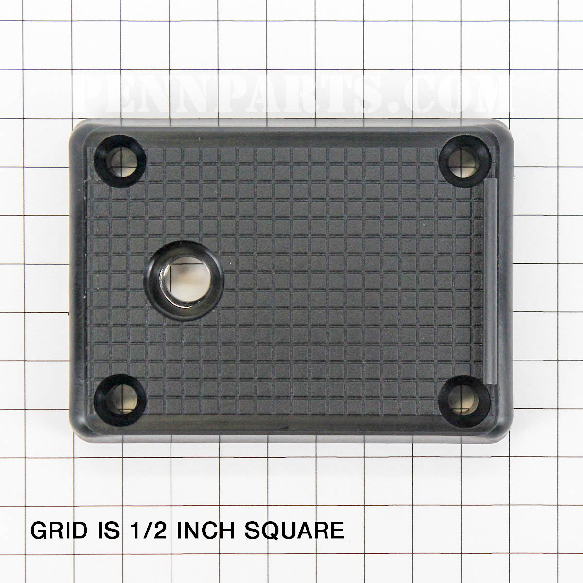 133-600 | DSP-S11001 Base Plate and Nut ONLY