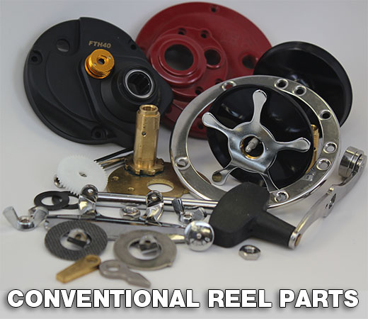 Conventional reels for sale for Penn fishing reel parts