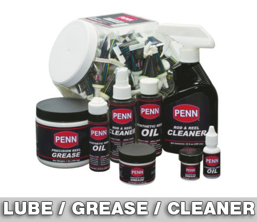 Buy Penn, Cals 2-Speed, and Corrosion X Lubes, Greases, and Cleaners