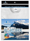 ICEtex MENS Dual Face Fleeced HydroPur Raschel Knit Performance Thermal: LS SHIRT