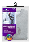 2 Layer HydroPur Rib Knit Performance Thermal: LS SHIRT
