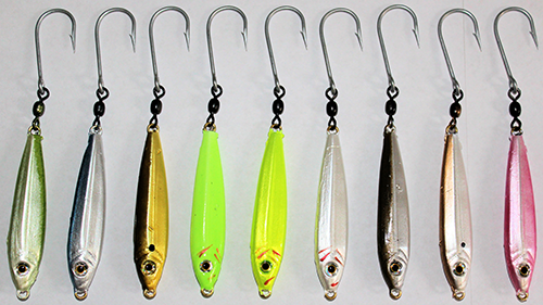 S & S Slim Fish Jig