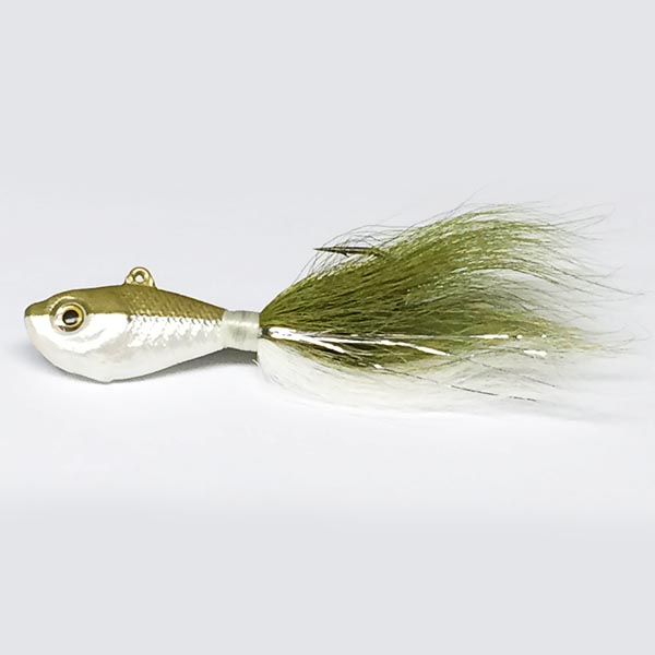 S&S Bucktail Rattletail Spearing OLD VERSION- Clearance