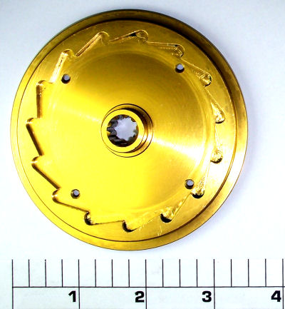 117-130 Drive Plate (Outer)