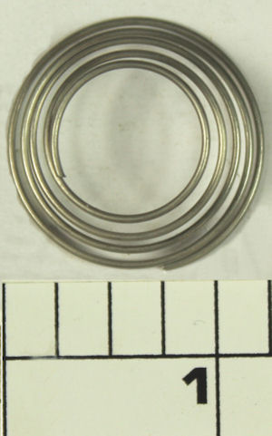 131-80S Conical Spring