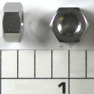 149-116H Hex Nut 6.68mm Thick (uses 2)