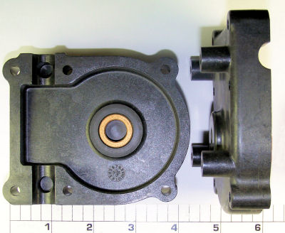 156A-800 Gear Box Cover with Bushing