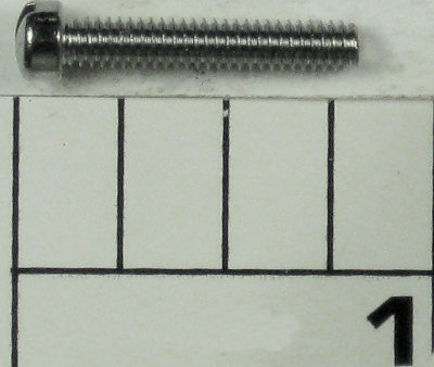 16-310 Screw, Bridge, Lower Bridge Screw (uses 2)