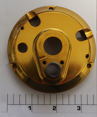 1N-16VS Plate, Handle Side Plate Assembly (Gold) (AFTER)