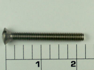 209-600 Screw, Mounting, Base Plate Mounting Screw (uses 4)