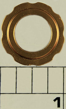232-TS7G Open Bearing Cover (Gold)