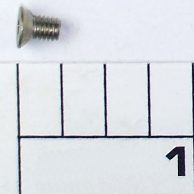 23A-2.5FR Screw, Counter Balance Screw