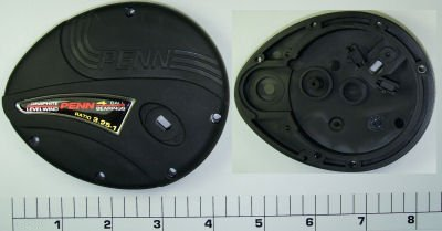 27-340 Plate, Non-Handle Side, Outer
