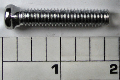 34-130 Screw, Rod Clamp Screw ONLY (uses 2)