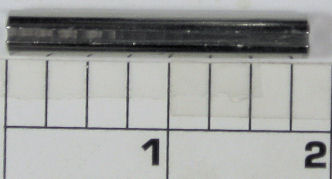58-109 Post, Slotted Post