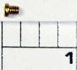 63-209 Screw (for Metal Click Spring)