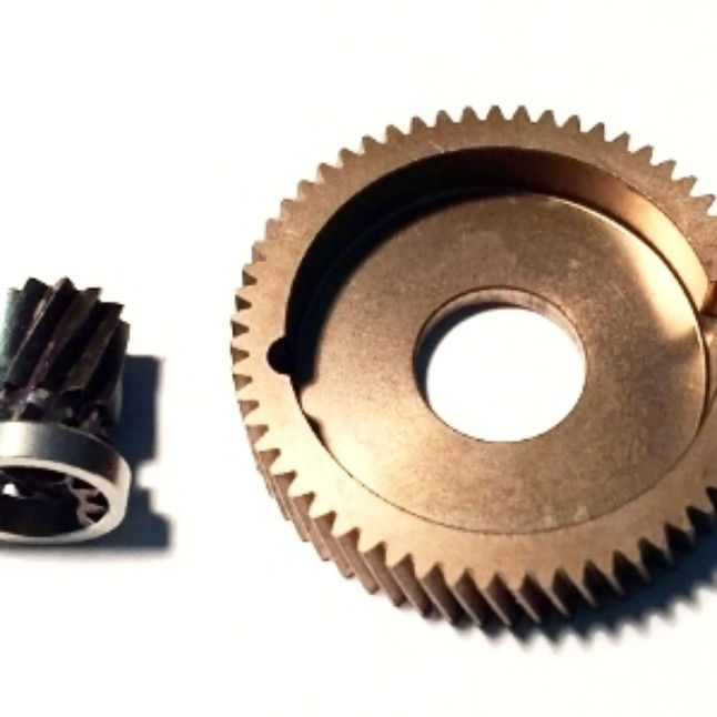 P316112H501 Custom Stainless Steel 420 High Speed Gear Set (Optional)