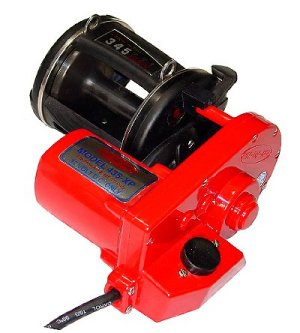 TS435XP Elec-tra-mate Electric Reel (For Penn 340GT and 345GT Reels)