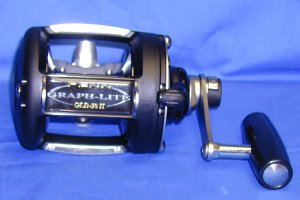 Penn GLD30ii Graph-Lite Two Speed Lever Drag Reel