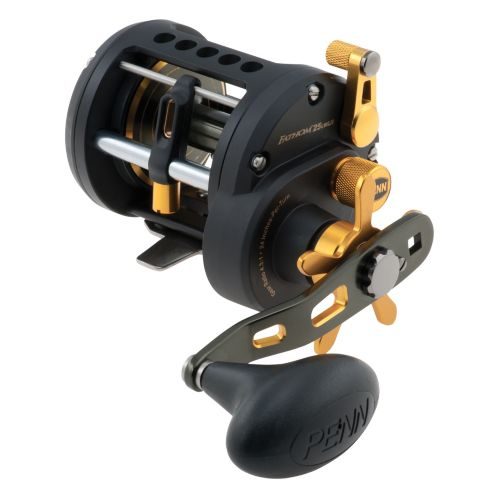 Penn FTH25LWLH Left Hand Fathom Level Wind Reel