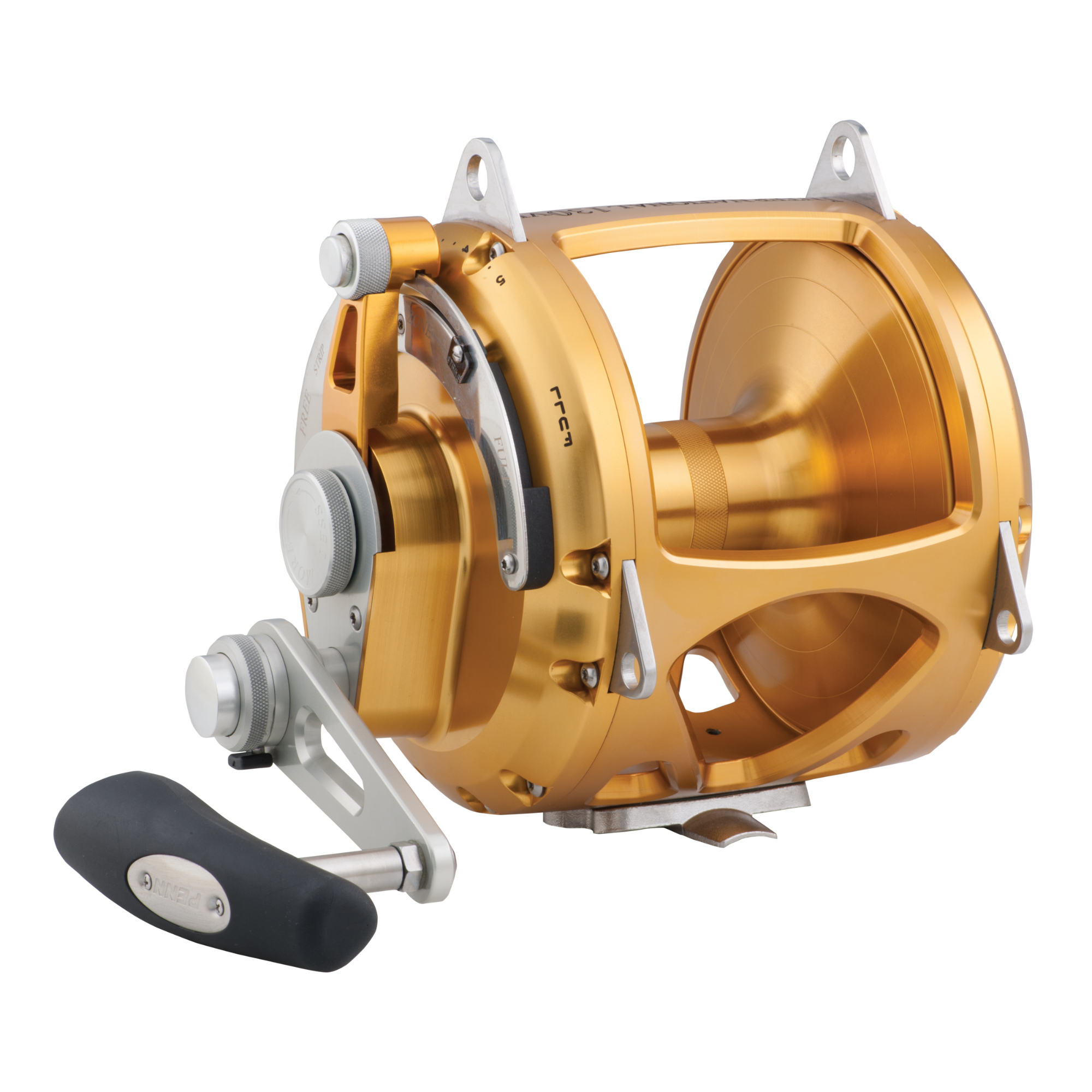Penn 130VIS Gold International VIS Quick Select Reel