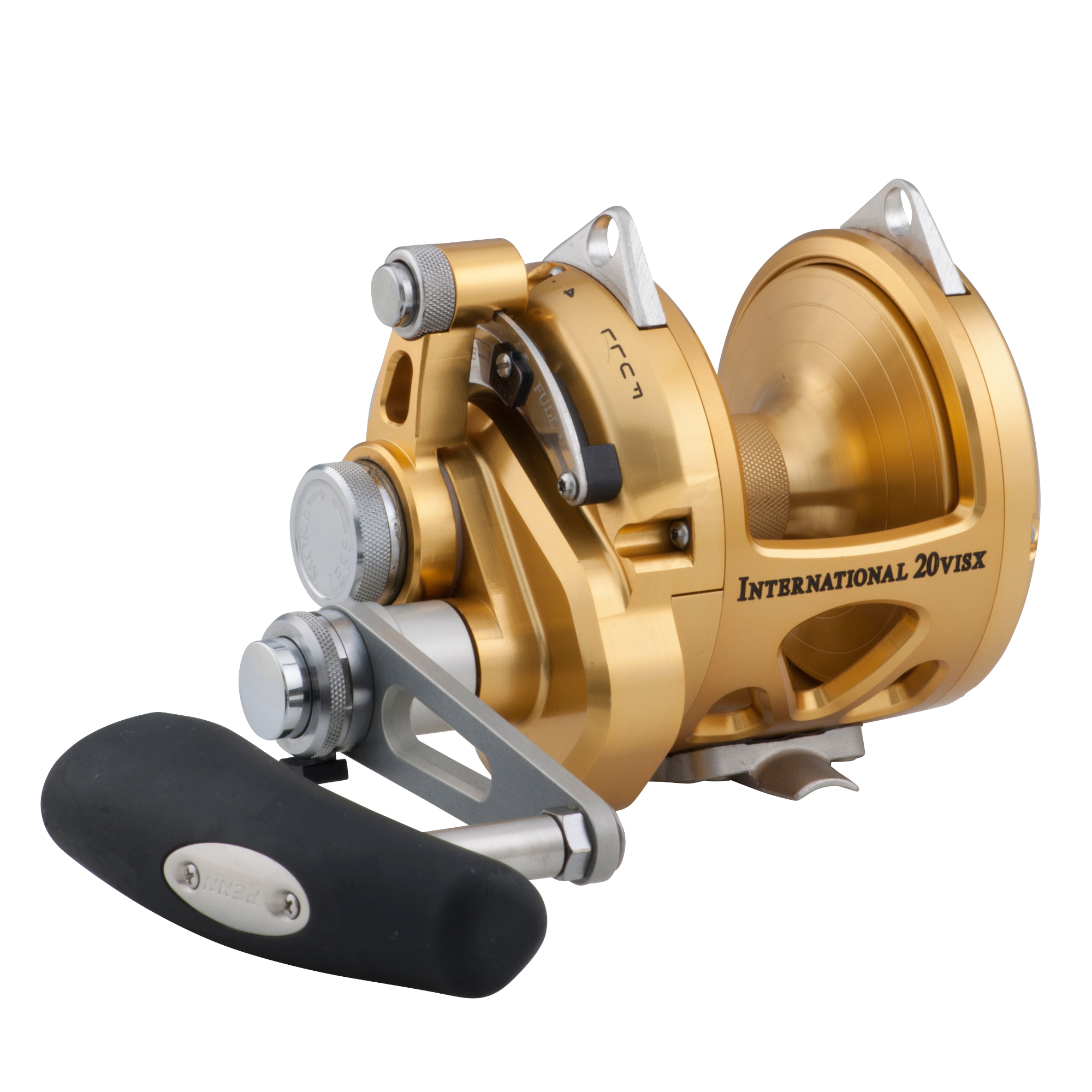 Penn 20VISX Gold International VISX 2-Speed Reel