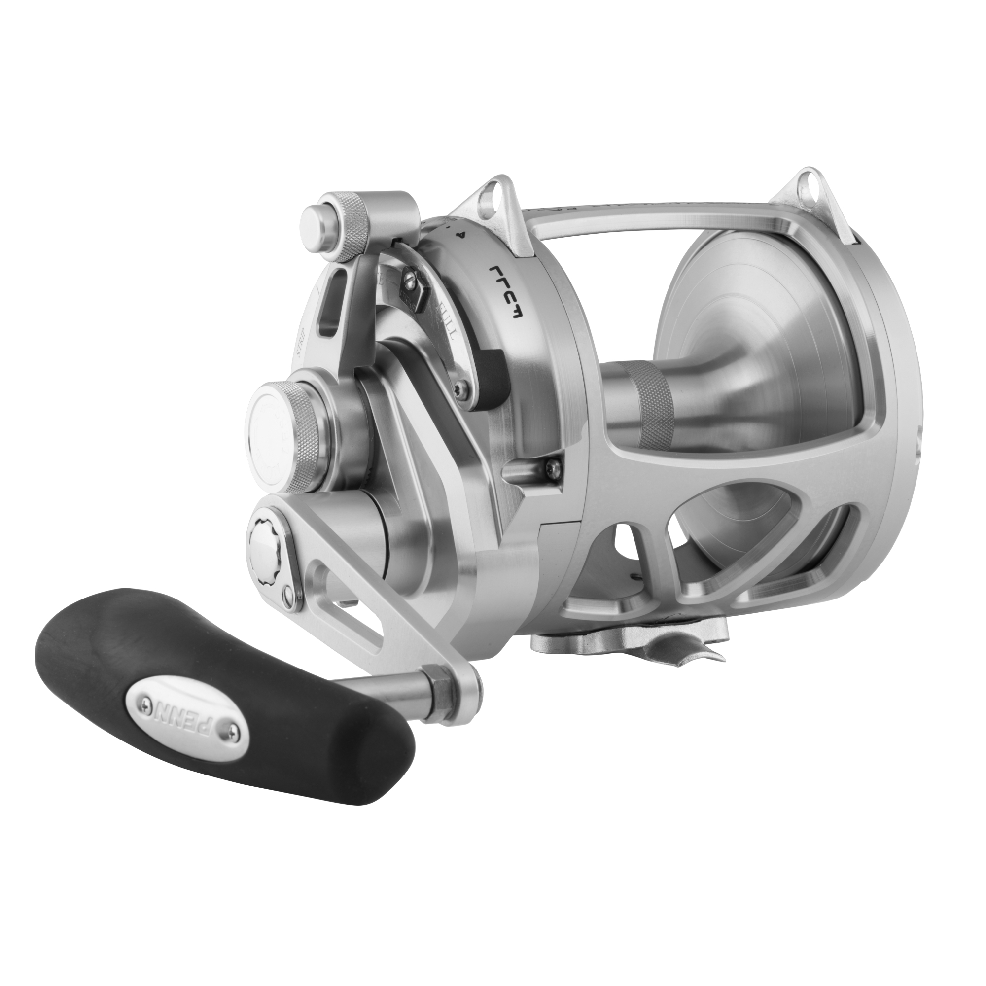 Penn INT50VIWS Silver International VI Reel