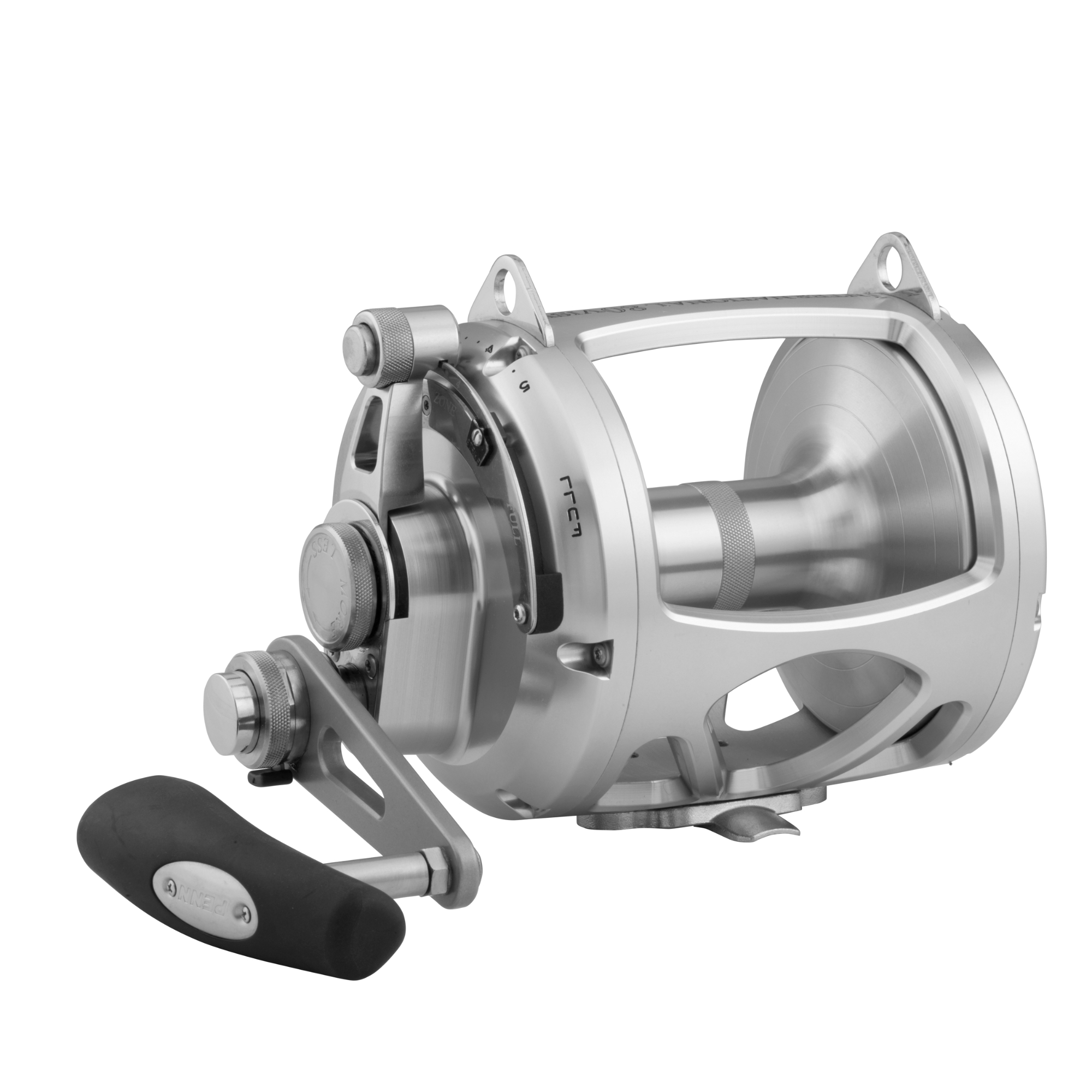 Penn INT80VISWS International VI Silver Reel