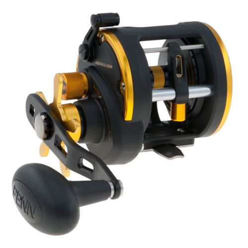 Penn SQL15LW Squall Level Wind Reel