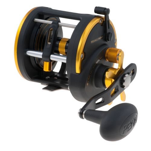 Penn SQL30LWLH Left Hand Squall Level Wind Reel