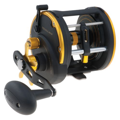 Penn SQL50LW Squall Level Wind Reel