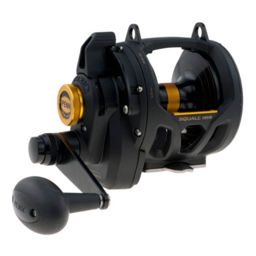 Penn 16VS Squall Lever Drag 2 Speed Reel