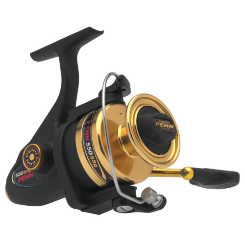 550SSG Spinfisher Graphite Reel