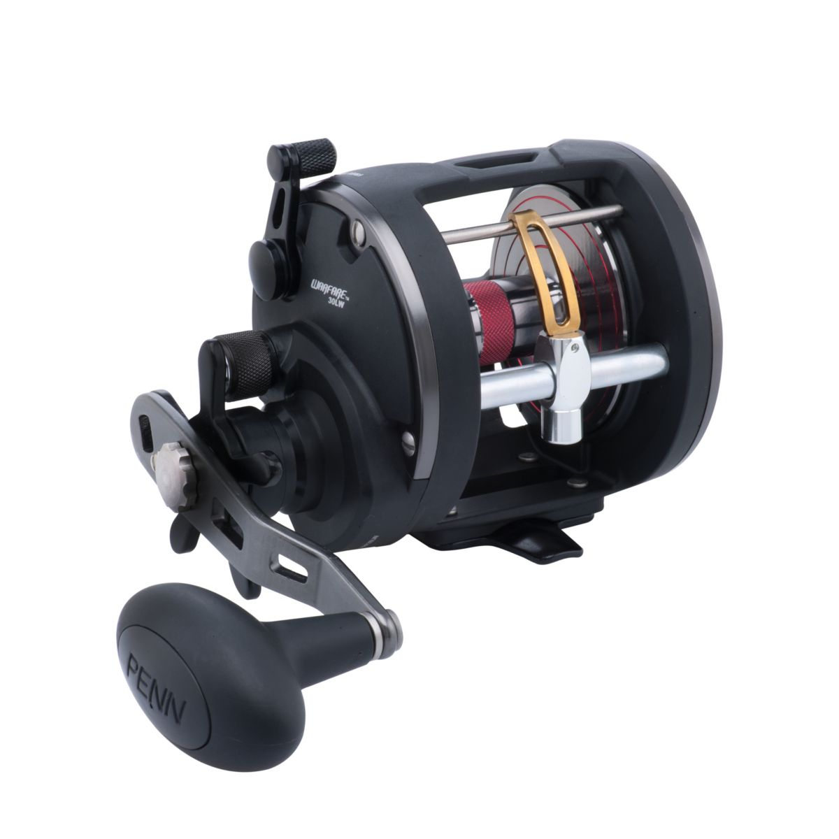 Penn Warfare WAR15LWLCLH Level Wind Reel