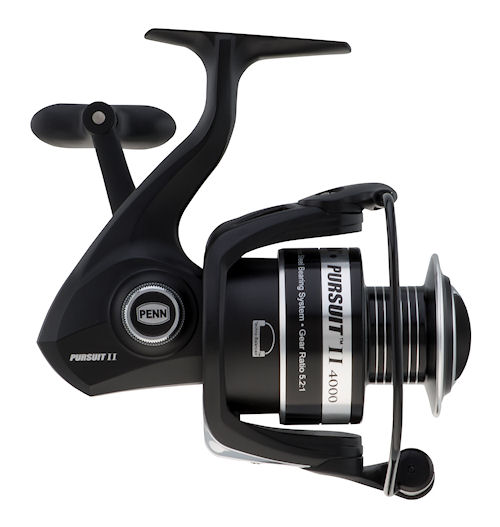 Penn PURII4000 Pursuit II Spinning Reel