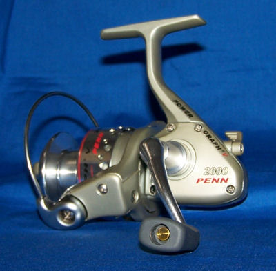 Penn VPG2000 Power Graph V Spinning Reels