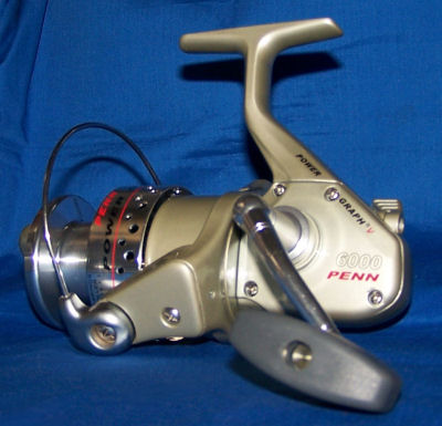 Penn VPG6000 Power Graph V Spinning Reels