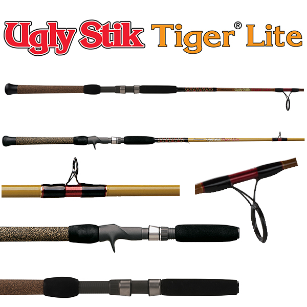 "BWSL220070 7'0"" 14-40lb. 1pc Spinning Rod"