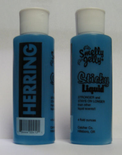 Smelly Jelly Herring Scent 4oz