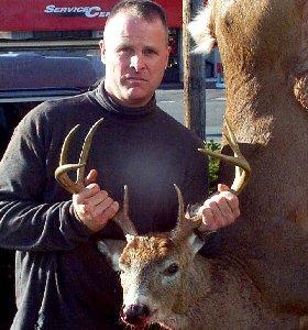 Deer Check-in Photos